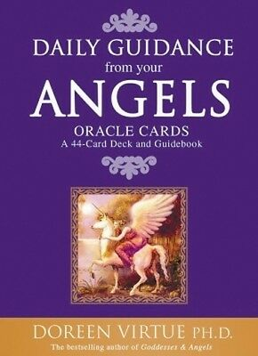 Hay house Daily Guidance Angel Deck Doreen Virtue Oracle Cards Set