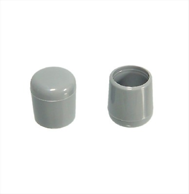 Cover Caps for round Pipes, Rods Grey Ral 7040 Absolutely Description See