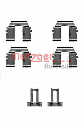 Metzger Disc Brake Pads Accessory Kit For VW SEAT FORD Sharan Alhambra 90-