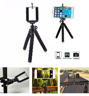 For Gopro Camera/SLR/DV Mini Portable Flexible Tripod Octopus Stand Gorilla Pod