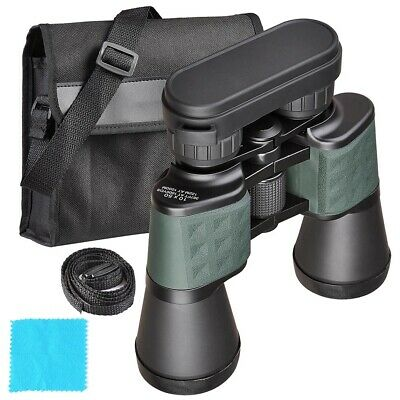10-180x100 Zoom Binoculars Telescope Professional Outdoor Hunt Day Vision w/ Bag