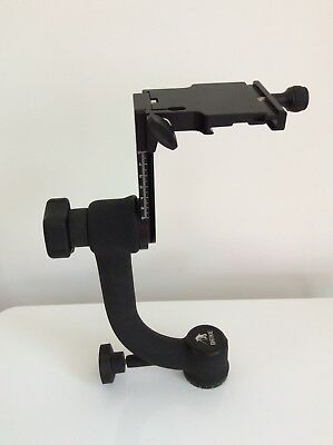BEIKE BK-45 Gimbal Tripod Head Quick Release Plate for Camera Telephoto Lens UK
