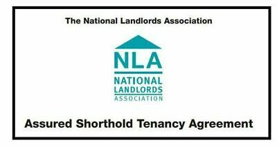 Assured Shorthold Tenancy Agreement (AST) & How to Rent Guide *SENT VIA EMAIL*