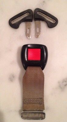 Orbit Baby Infant Car Seat Buckle Original Replacement Part Harness