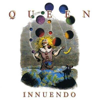 Queen - Innuendo (180 Gram, Collectors Edition) VINYL LP NEW