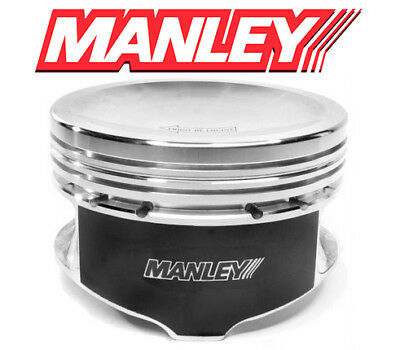 Manley Platinum Series Pistons 88.0mm For Mazda 3 MPS 07-13 / 6 MPS 06-07