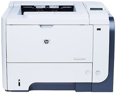 HP P3015 LaserJet Monochrome Workgroup Printer 32,266 Pages CE527A Hot Deal