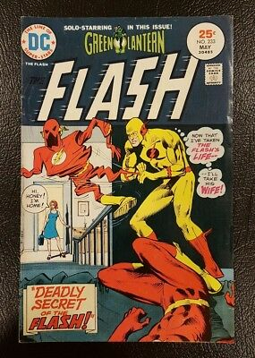 The Flash #233 (DC 1975)