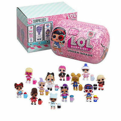LOL Surprise Eye Spy Series Under Wraps Capsule Big Sister Doll Funny Kids Gift