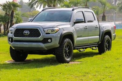 2018 Toyota Tacoma TRD Off Road 2018 Toyota Tacoma TRD Off Road! Ready To Go! Low Miles and Great Price! L@@K!!