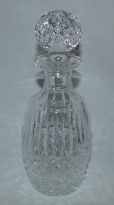 Vintage Waterford Maeve Crystal Decanter w/ Stopper Matches Tramore & Baltray