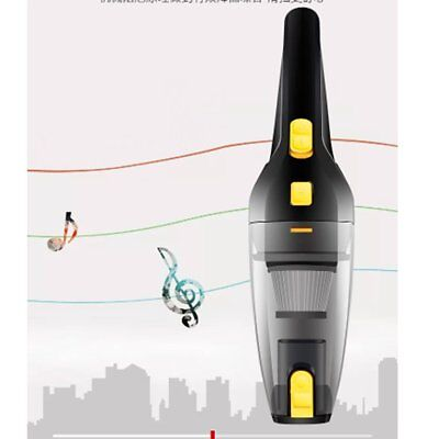120W 12V High Power Low Noise Car Vacuum Cleaner Handheld Wet and DryPG
