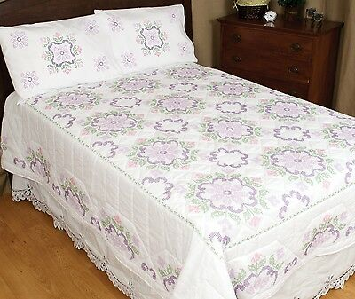 XX COLONIAL QUILT EMBROIDERY PATTERN, from Jack Dempsey Inc., *NEW*