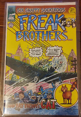 Rip Off Press - Freak Brothers #6