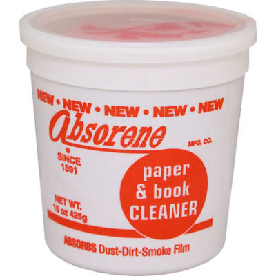 Absorene Book and Paper Cleaner