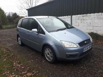 Ford Focus C-MAX 2.0 auto 2006.5MY Ghia