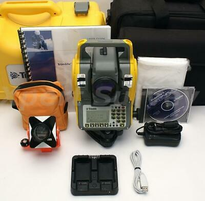 "Trimble TS635 5"" Mechanical Total Station TS-635 TS 635"