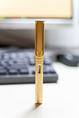 Lamy Lx EF Gold Fountain Pen