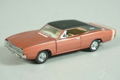 Dodge Charger Kupfer Franklin Mint Classic Cars of the 60's 1:43 1.115Z