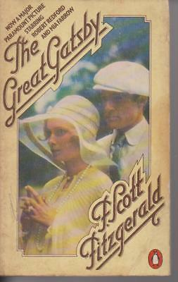 CLASSIC LITERATURE, paperback , THE GREAT GATSBY by F SCOTT FITZGERALD