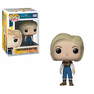 Funko Pop! Doctor Who - Thirteenth Doctor w/o Coat