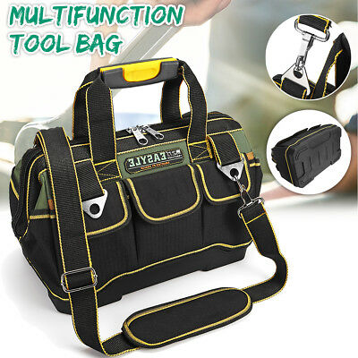 WORK GEAR POCKET Professional Electrician's Tool Pouch 13 Pockets