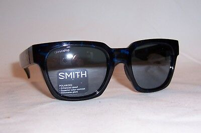 7eed94ea41dde New Smith Sunglasses Comstock s Jbw-Op Tortoise silver Chromapop Polarized