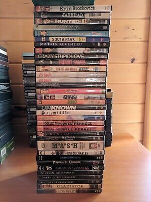 Used Dvds Good Condition Tv Shows Movies Documentaries