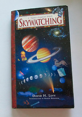 Sky Watching Nature Guide David Levy Astronomy Solar System Readers Digest