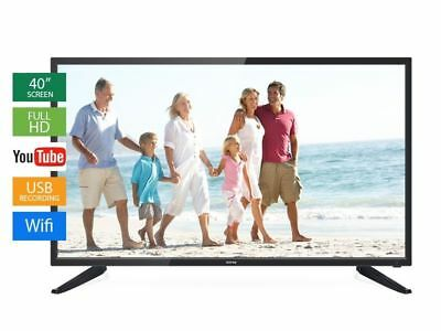 SONIQ 40 INCH 1080p HD LED LCD iDTV (Refurbished) Model: T2F40FV17B-AU