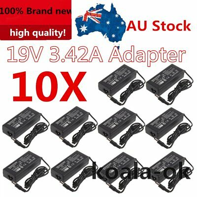 Replacement AC Adapter Power Supply Charger Cord for Toshiba Laptop Notebook lot