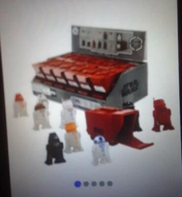 Disney Star Wars Sandcrawler With Mystery Droid Holiday 2018 - MYSTERY STACKABLE
