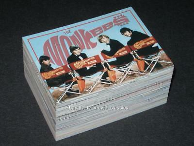 THE MONKEES © 1996 Cornerstones Complete 30th Anniversary 90 Card Set 1966 Music