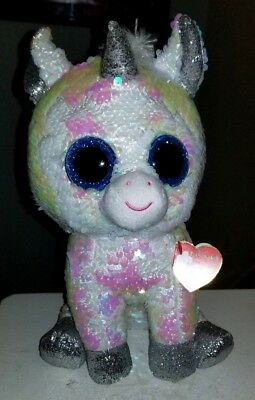 12a81fc89b5 Flippables Diamond TY Beanie Boos Buddy Sequin - 8