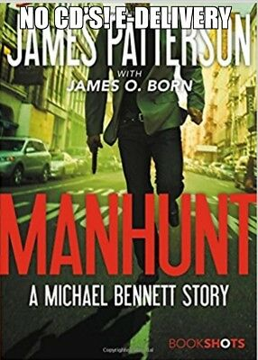 Manhunt- A Michael Bennett Story by James Patterson Audiobook E-Delivery