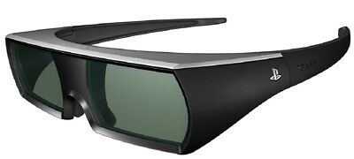 Sony CECH-ZEG1UX Active 3D Glasses Rechargeable For PlayStation 3, PSTV 3D