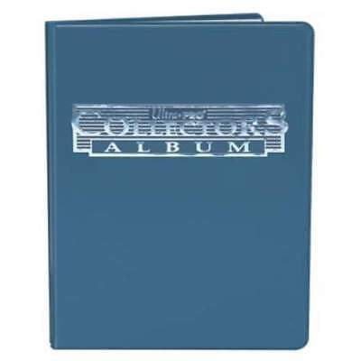 Portfolio A4 9-Pocket Blue Collectors 10 Page up to 180 Cards - Ultra Pro 81367