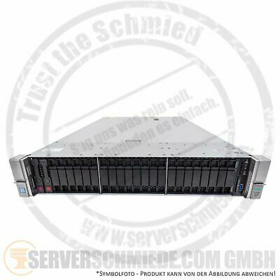 "HP Proliant DL380p G9 Gen9 Server 24x 2,5"" SFF XEON E5-2600 v3 v4 Raid CTO"
