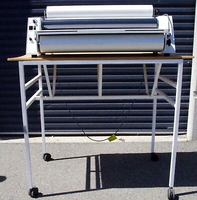 Laminator - Roll A1 size with some laminate