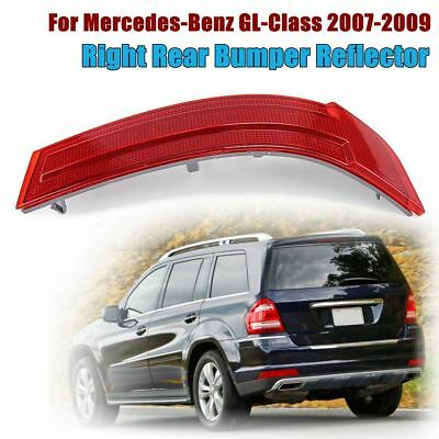 For Mercedes-Benz GL-Class GL320 GL550 2007-09 Rear Right Tail Bumper