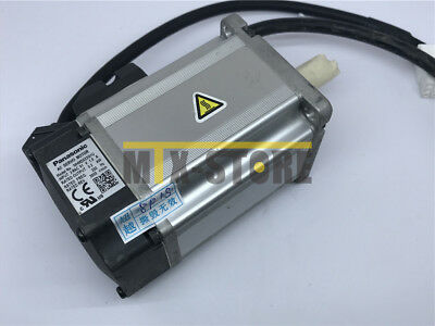 Used Panasonic AC Servo Motor MSMA042A1E 400W 0.4KW Tested it in good condition