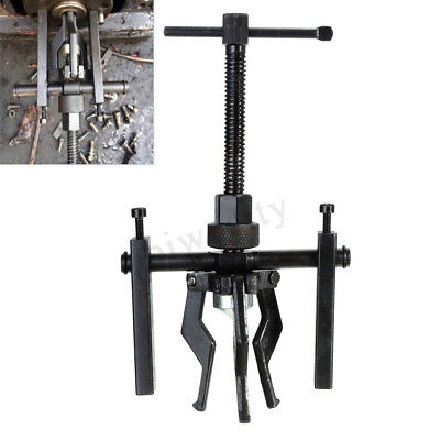 12-38mm 3 Jaw Inner Bearing Gear Puller Extractor Heavy Duty Remover Machine