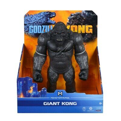 "NEW King Kong The Movie 18"" Action Figure Lanard Toy"