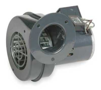 DAYTON 1TDP3 Blower Fan 75 cfm | 115V,0.45A, 3016 rpm  1TDP3