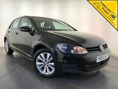 2013 Volkswagen Golf Se Bluemotion Tech Tdi Diesel 5 Door Hatchback Dab Stereo