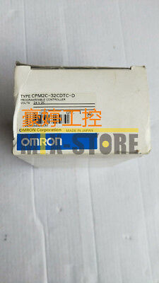 1PCS Used OMRON PLC CPM2C-32CDTC-D TESTED