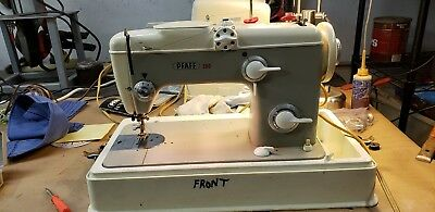 PFAFF 260 Industrial Sewing Machine Heavy Duty Embroidery Upholstery in case