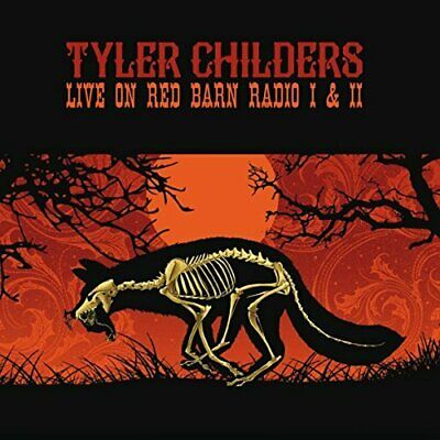 Tyler Childers Live On Red Barn Radio I & Ii Vinyl LP NEW sealed