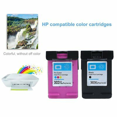 High quality Ink Cartridge 302 hp-302 DESKJET 2130 1110 Non-OEM BOGD