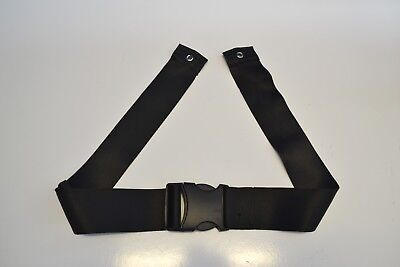 Lap Strap Seat Belt for Z-Tec Transit Wheelchair will fit other makes - used